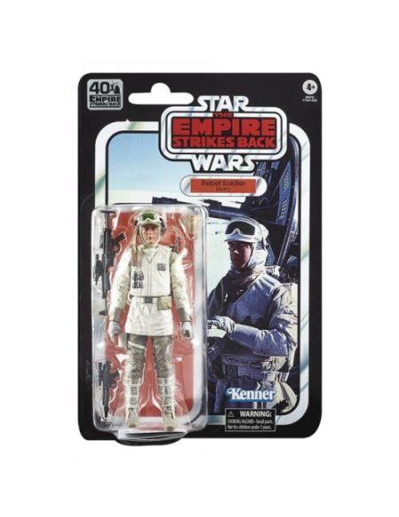 Figurine Star Wars Soldat Rebelle 40ème anniversaire 15 cm