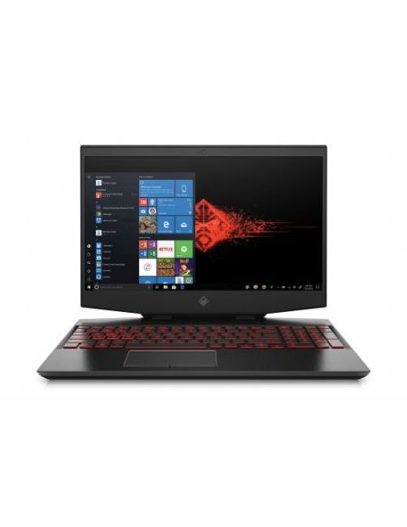 "PC Portable HP Gaming Omen 15-dh0015nf 15.6"" Intel Core i7 8 Go RAM 512 Go SSD Noir"