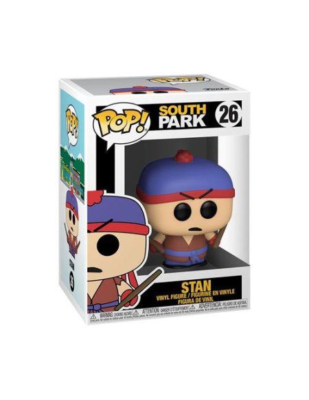 Figurine Funko Pop Animation South Park Shadow Hachi Stan