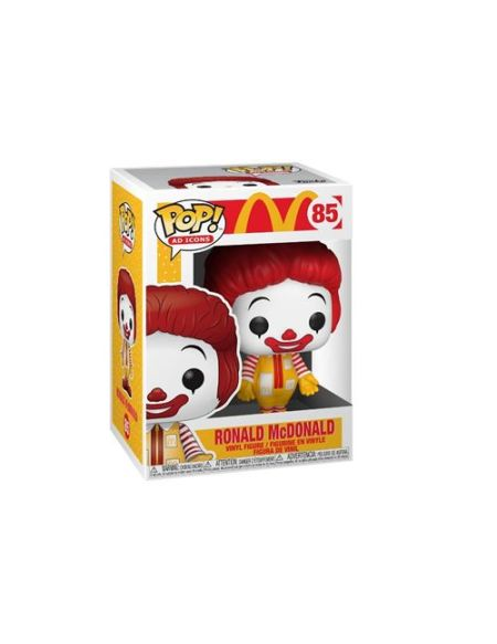 Figurine Funko Pop Ronald McDonald