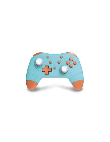 Manette sans fil Under Control pour Nintendo Switch Bleu et orange
