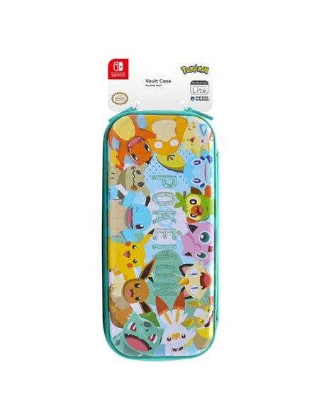 Etui de protection Hori pour Nintendo Switch Edition Pokémon: Pikachu et ses amis