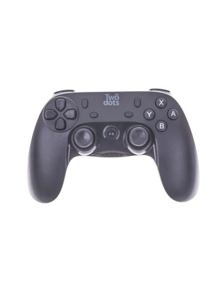Manette Nintendo Switch Two Dots Noir Sans Fil