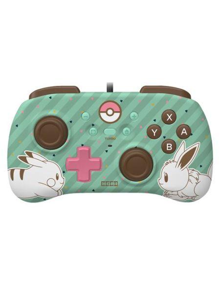 Manette Hori pour Nintendo Switch Horipad Mini Edition Pokémon: Pikachu & Eevee