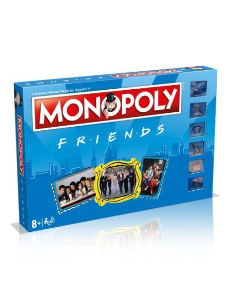Jeu classique Monopoly Friends en français