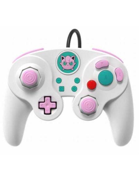 Manette Nintendo Switch filaire PDP Fight Pad Pro Pokémon Jigglypuff