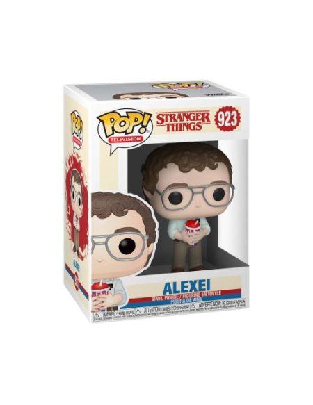 Figurine Funko Pop Stranger Things Alexei