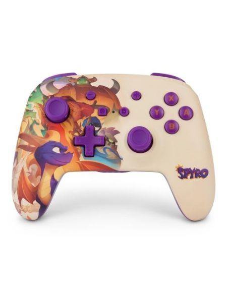 Manette sans fil Nintendo Switch Spyro