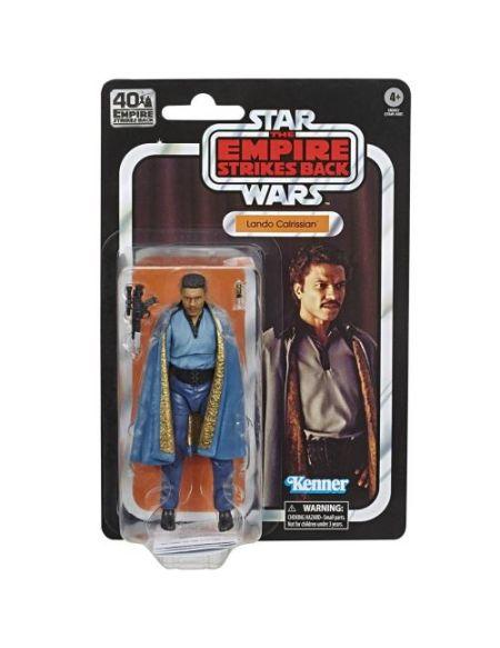 Figurine Star Wars Lando Calrissian 40ème anniversaire 15 cm