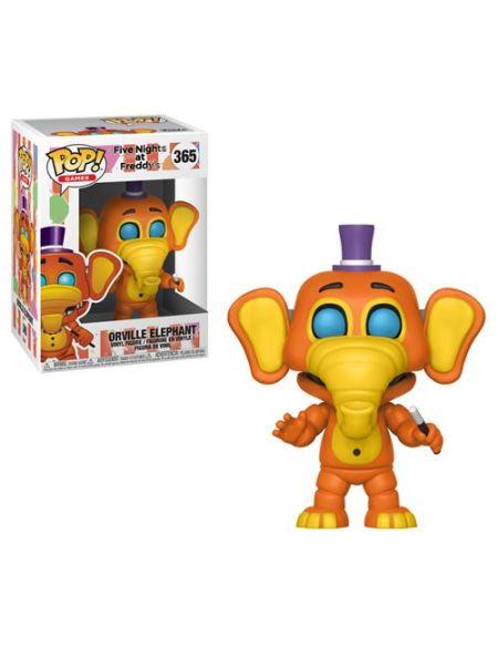 Figurine Funko Pop Games Five Nights at Freddy's Fazbear's Pizzeria Simulator Orville Elephant