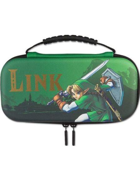 Kit de protection Power A Hyrule Link pour Nintendo Switch Lite