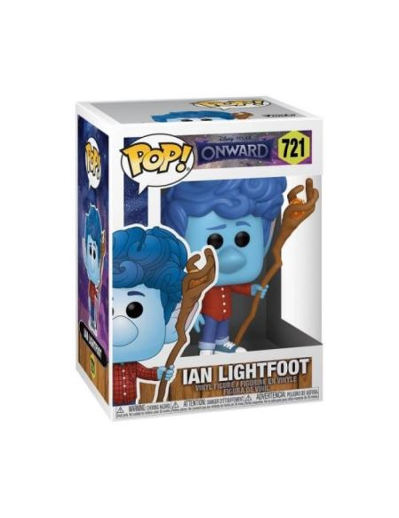 Figurine Funko Pop Disney Olympic Ian Lightfoot