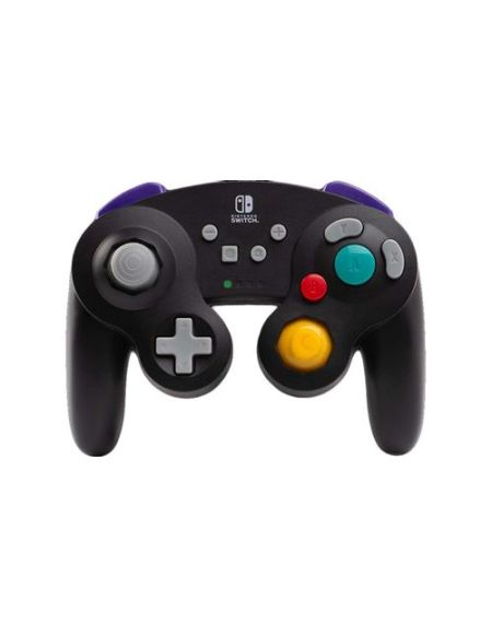 Manette Nintendo Switch Bd&A GameCube sans fil Noir