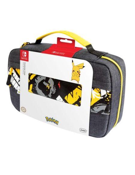 Etui de transport PDP Commuter Case Pikachu pour Nintendo Switch