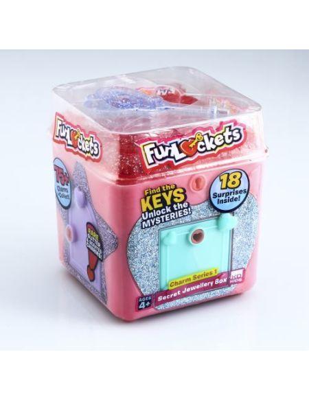Boîte à secrets Taldec Funlockets