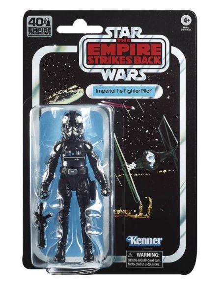 Figurine Star Wars Pilote Tie 40ème anniversaire 15 cm