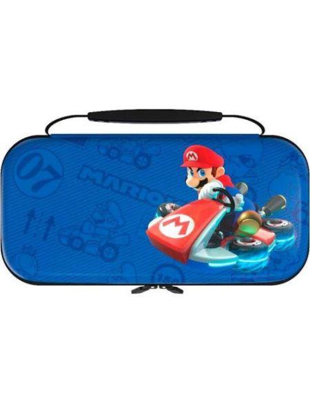 Etui Mario Kart Bleu pour Nintendo Switch Lite