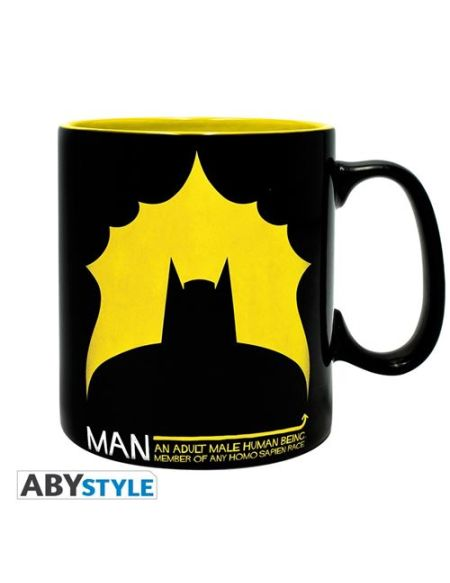 Mug ABYstyle DC Comics Batman 460 ml