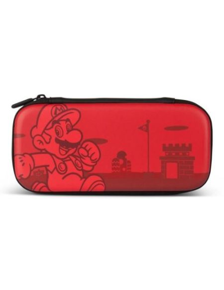 Etui de protection Super Mario Bros Rouge pour Nintendo Switch Lite
