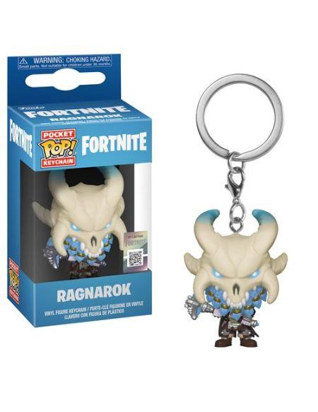 Figurine Porteclés Funko Pop Fortnite S2 Ragnarok