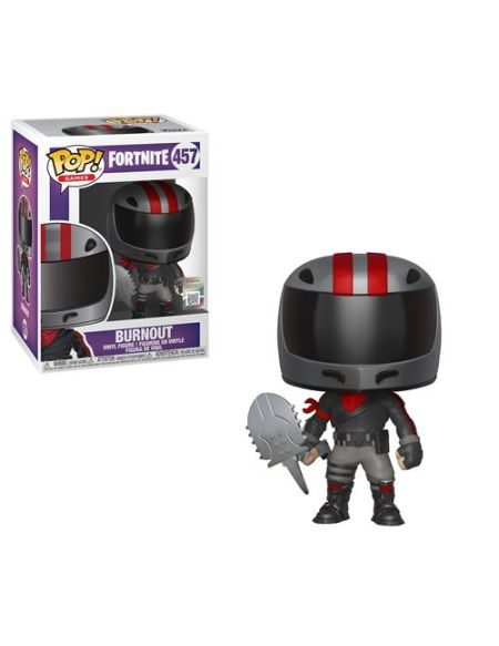 Figurine Funko Pop Games Fortnite S2 Burnout