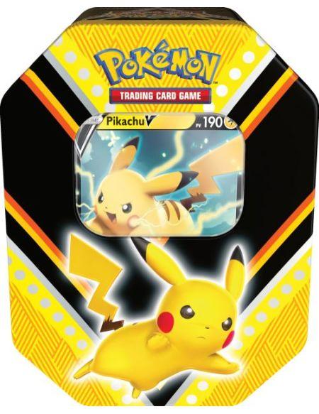 Jeu de cartes Pokémon Pokébox Noël 2020 Modèle aléatoire