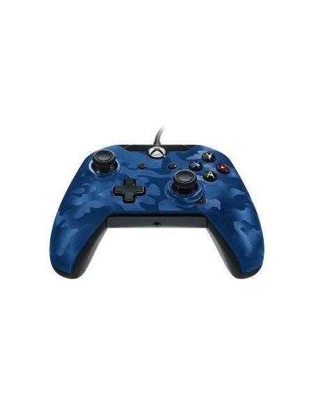 Manette Xbox One Pdp Deluxe Bleu Camo