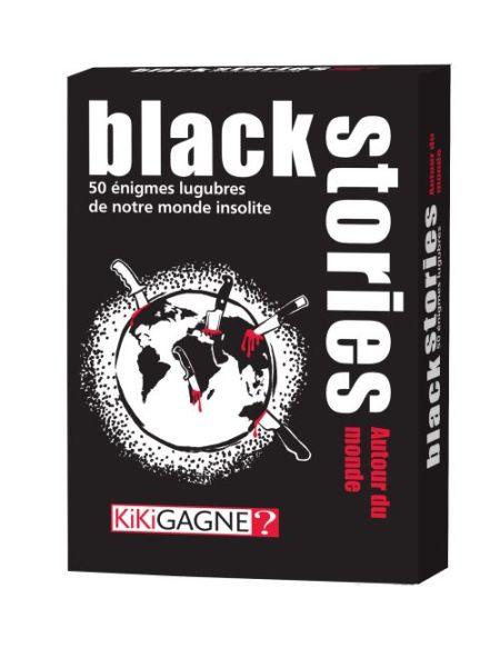 Jeu de société Iello Black Stories Autour du monde