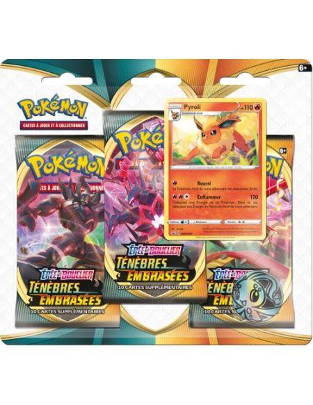 Pack 3 Booster Pokémon Épée et Bouclier 3