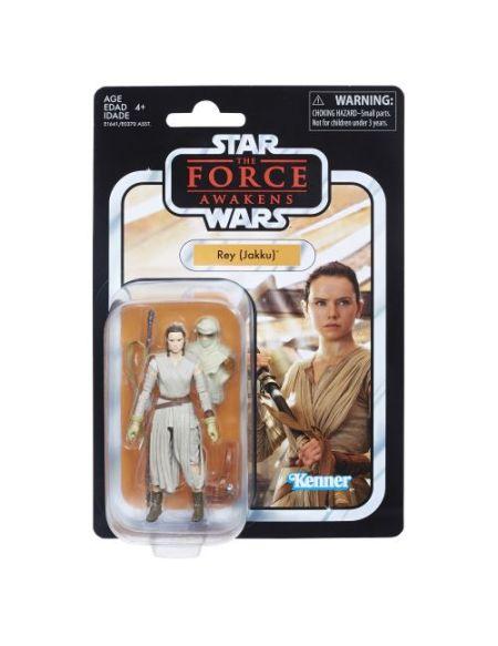 Figurine Vintage Star Wars Rey