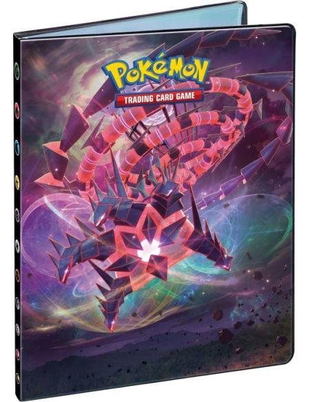 Cahier range-cartes Épée et Bouclier 3 Pokémon 252 cartes