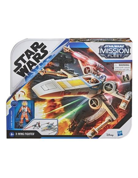 Figurine Star Wars Mission Xwing