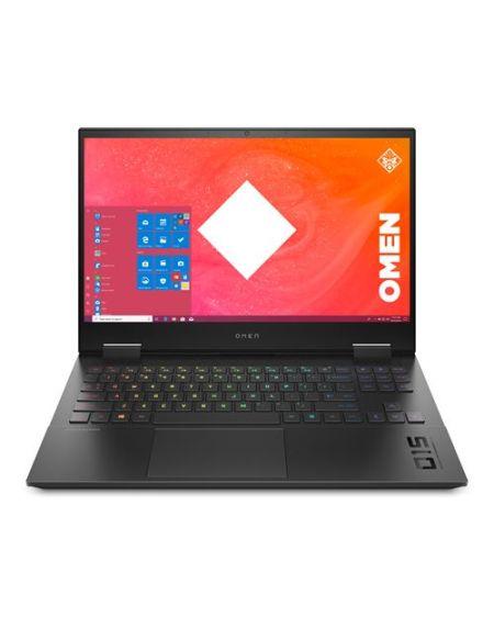 "PC Portable Gaming HP OMEN 15 15-ek0015nf 15,6"" Intel Core i7 16 Go RAM 512 Go SSD Noir céleste"