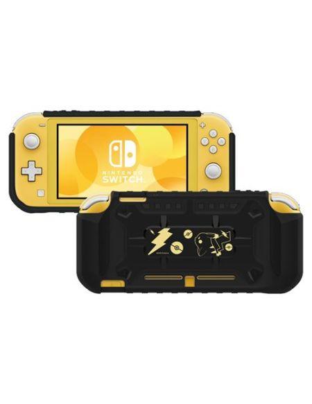 Système hybride de protection Hori pour Nintendo Switch Edition Pikachu Noir et or