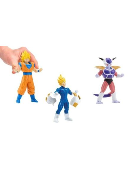 Figurine Dragon Ball Z Power Up 9 cm