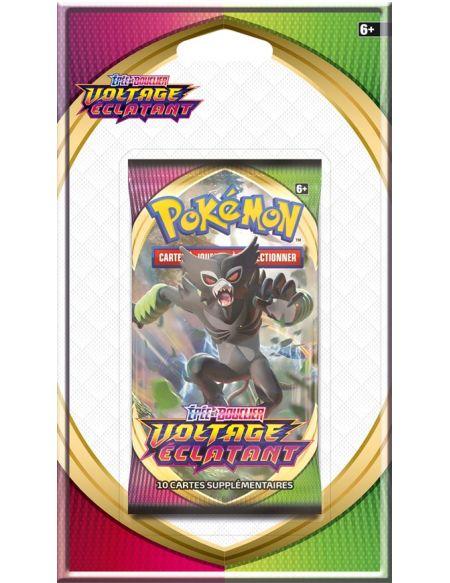 Booster blister Pokémon Epée et Bouclier 4 Modèle aléatoire