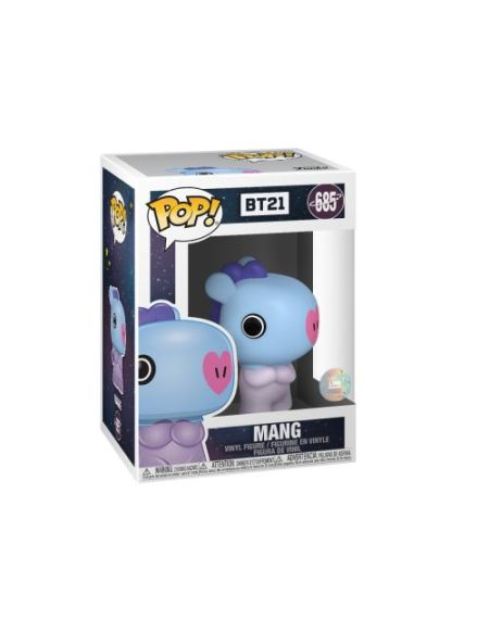 Figurine Funko Pop Animation BT21 Mang