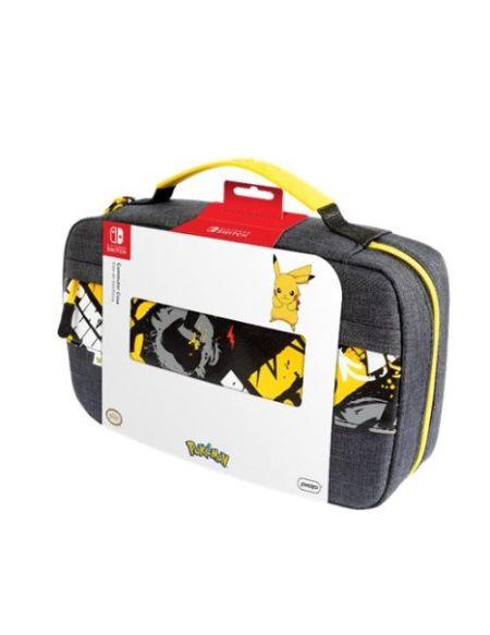 Etui de transport PDP Commuter Case Pokeball pour Nintendo Switch