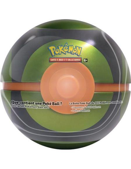 Pokeball Tin 3 boosters Rentrée 2020 Pokémon