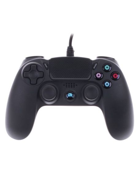 Manette PS4 filaire Freaks And Geeks Noir