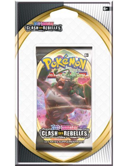 Blister booster Pokémon Épée et Bouclier 2