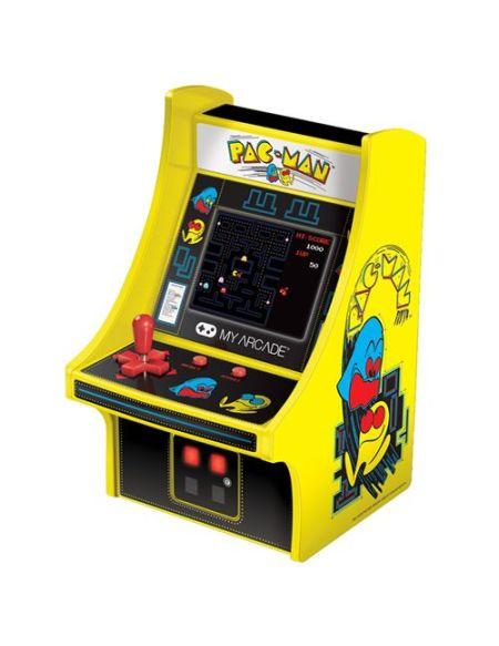 Mini Console borne d'arcade Retro Pac-Man My Arcade