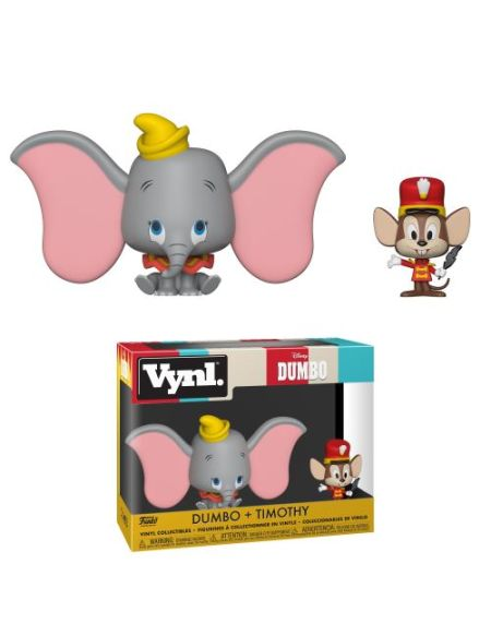 Figurine Funko Dumbo Dumbo Et Timothy Vynl