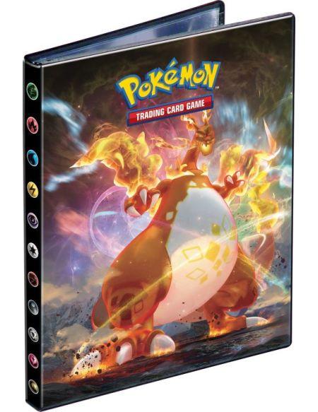 Cahier range-cartes Épée et Bouclier 3 Pokémon 80 cartes
