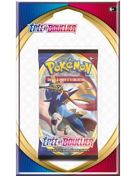 Blister booster Pokémon Épée et Bouclier 1 Modèle aléatoire