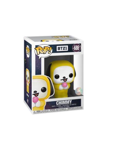 Figurine Funko Pop Animation BT21 Chimmy