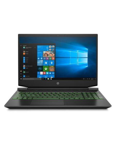 """PC Portable Gaming HP Pavilion 15-ec1010nf 15,6"""" AMD Ryzen 7 16 Go RAM 512 Go SSD Noir céleste"""