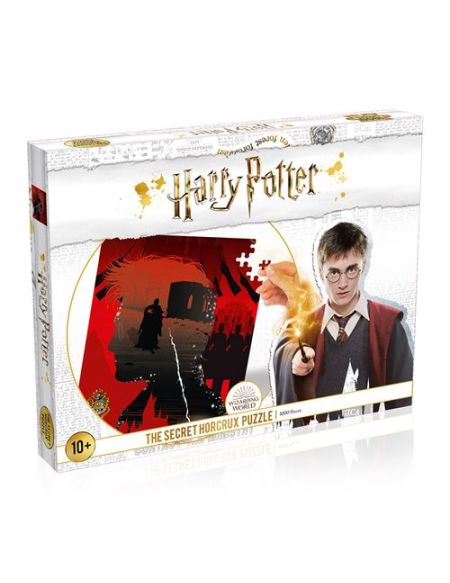 Puzzle Winning Moves Harry Potter The Secret Horcrux 1000 pièces