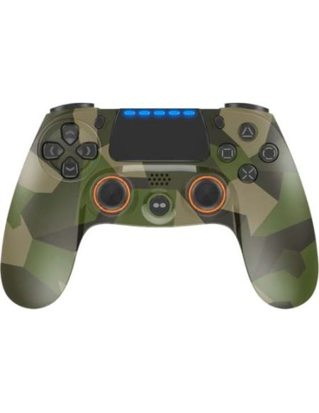 Manette PS4 filaire Two Dots Power Pad 4 Evo Camouflage