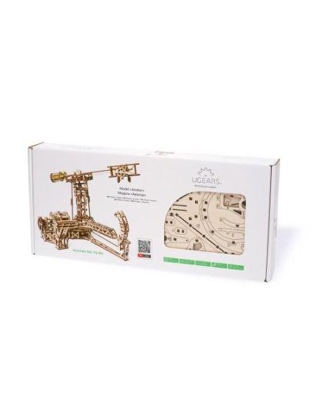 Puzzle 3D Ugears Aviator
